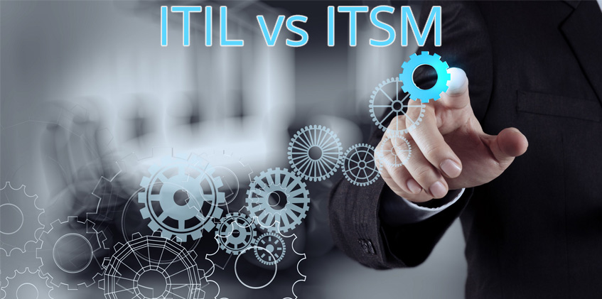 The Difference Between ITIL and ITSM