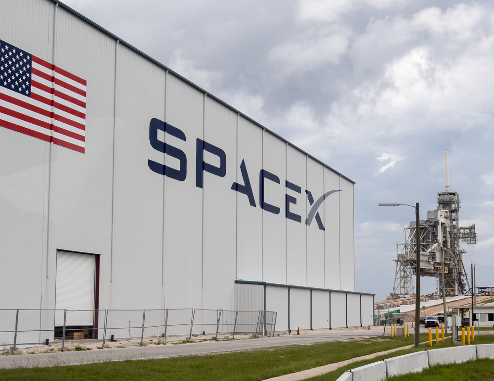 SpaceX Warehouse