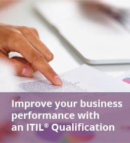 Improve your business performance with an ITIL qualification
